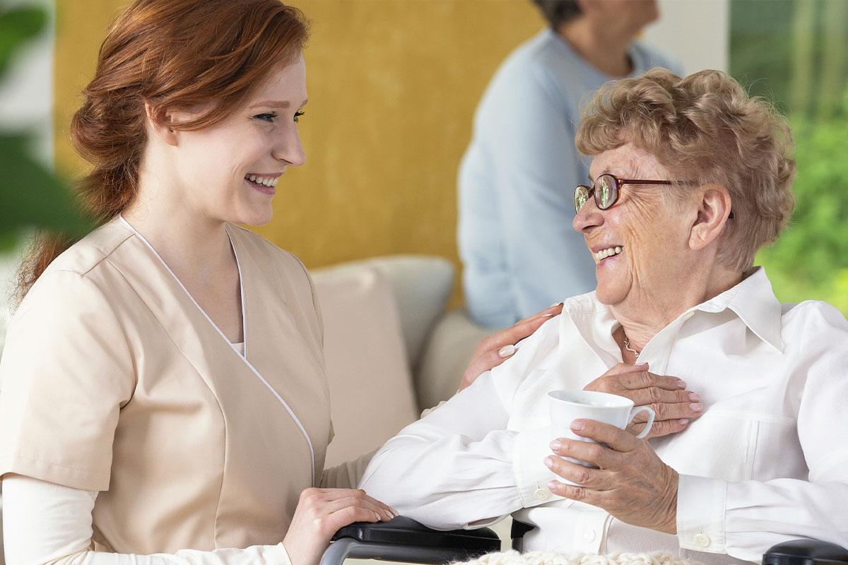 Tipps für pflegende Angehörige